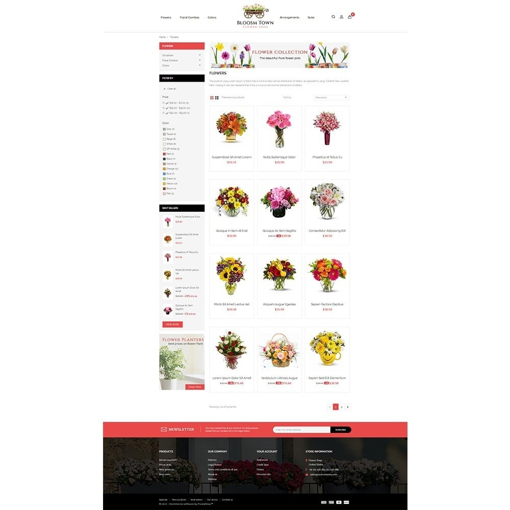 theme - Gifts, Flowers & Celebrations - Flowershop Store - 3
