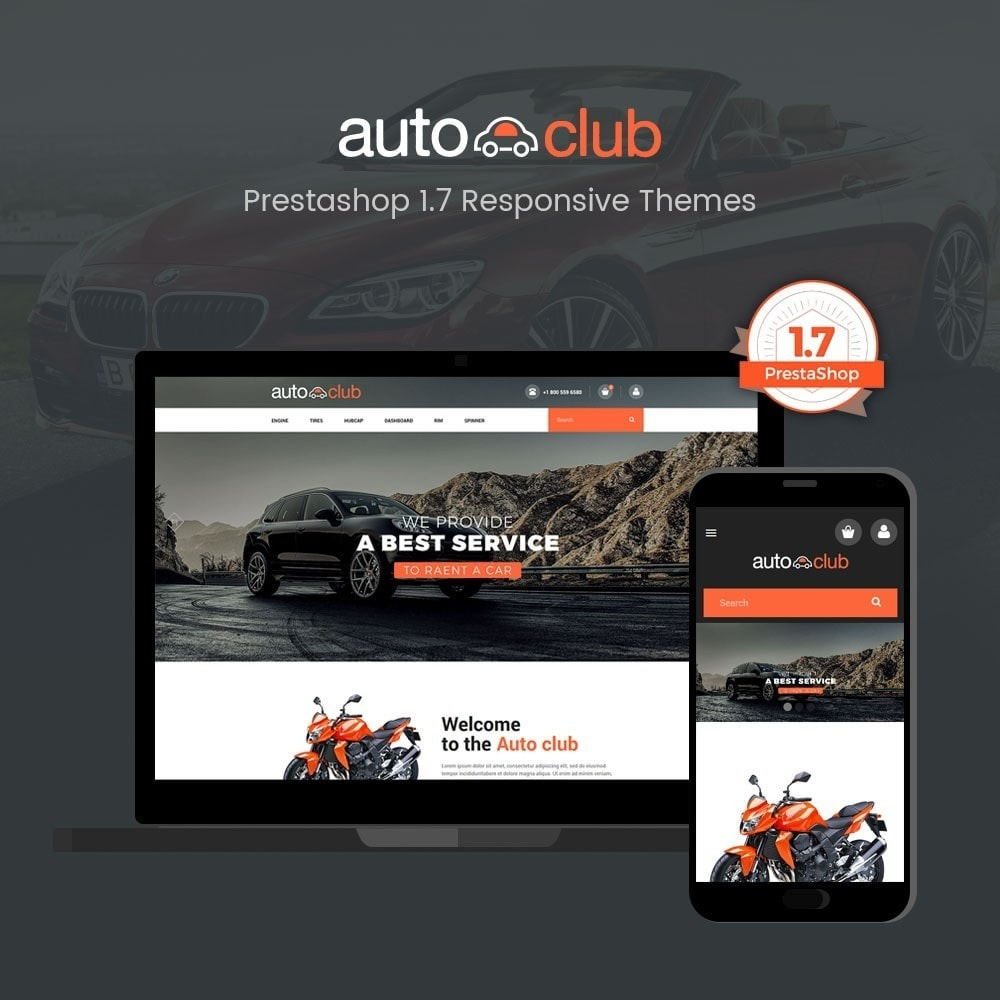 theme - Coches y Motos - Auto Part - Tool Store - 1