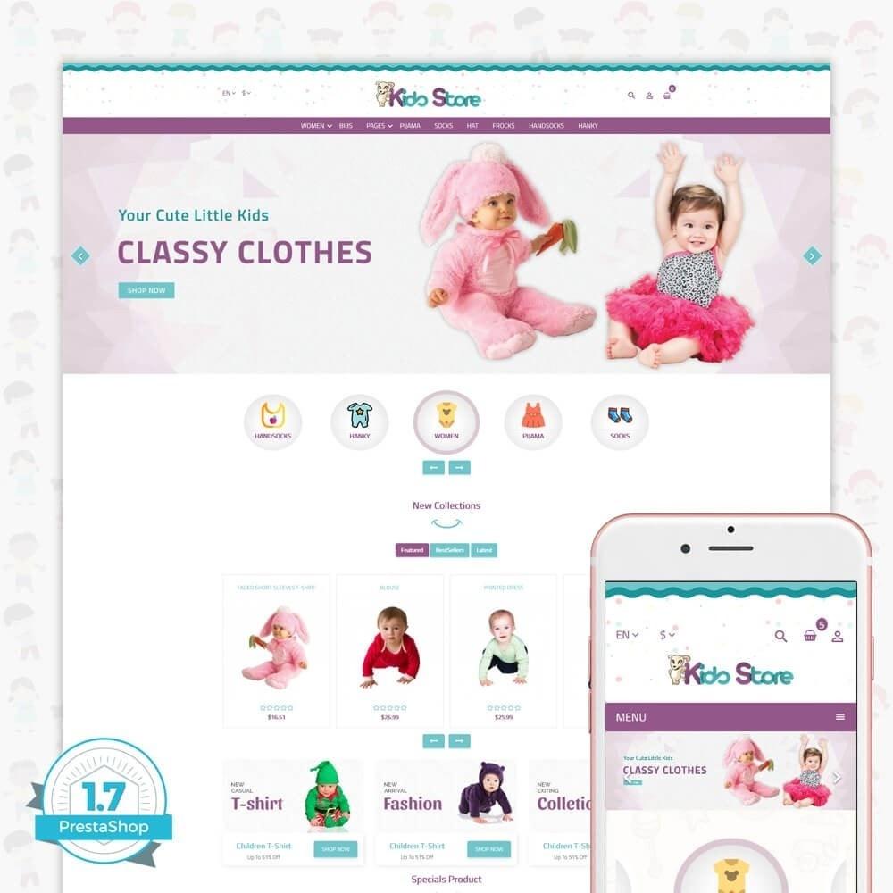 theme - Niños y Juguetes - Kids Store - 1