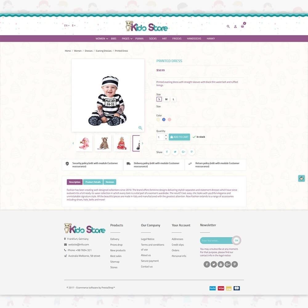 theme - Niños y Juguetes - Kids Store - 5