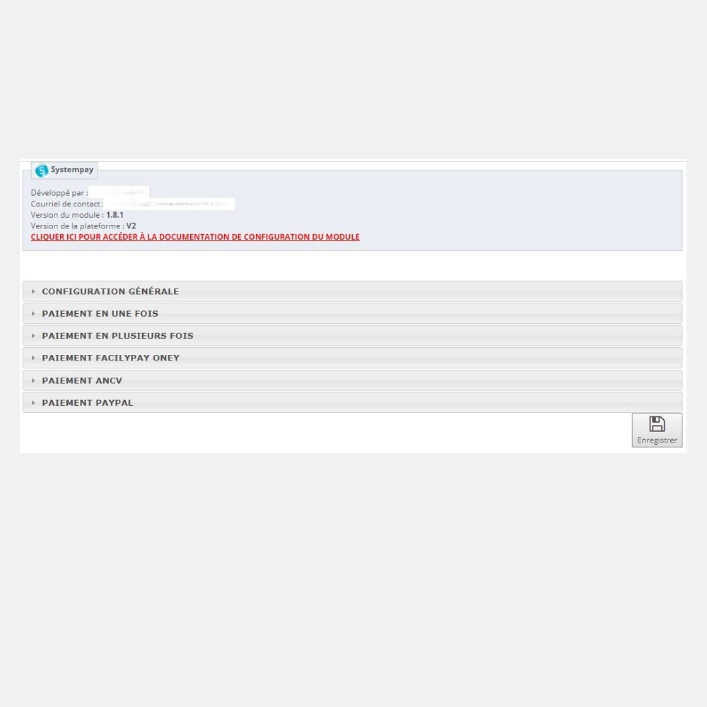 module - Paiement par Carte ou Wallet - Banque Populaire - SystemPay - 2