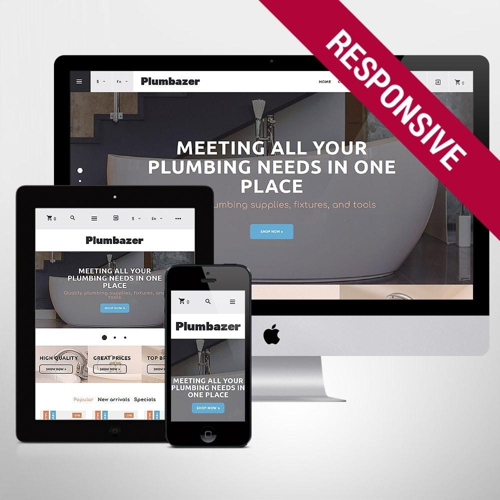 theme - Casa & Jardins - Plumbazer - Plumbing Responsive - 1