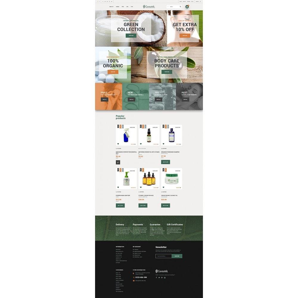 theme - Mode & Schuhe - Cosmetek - Organic Cosmetics Store - 10