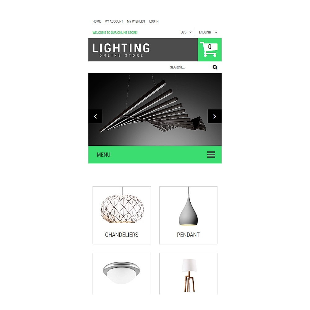 theme - Casa & Jardins - Lighting Online Store - 8