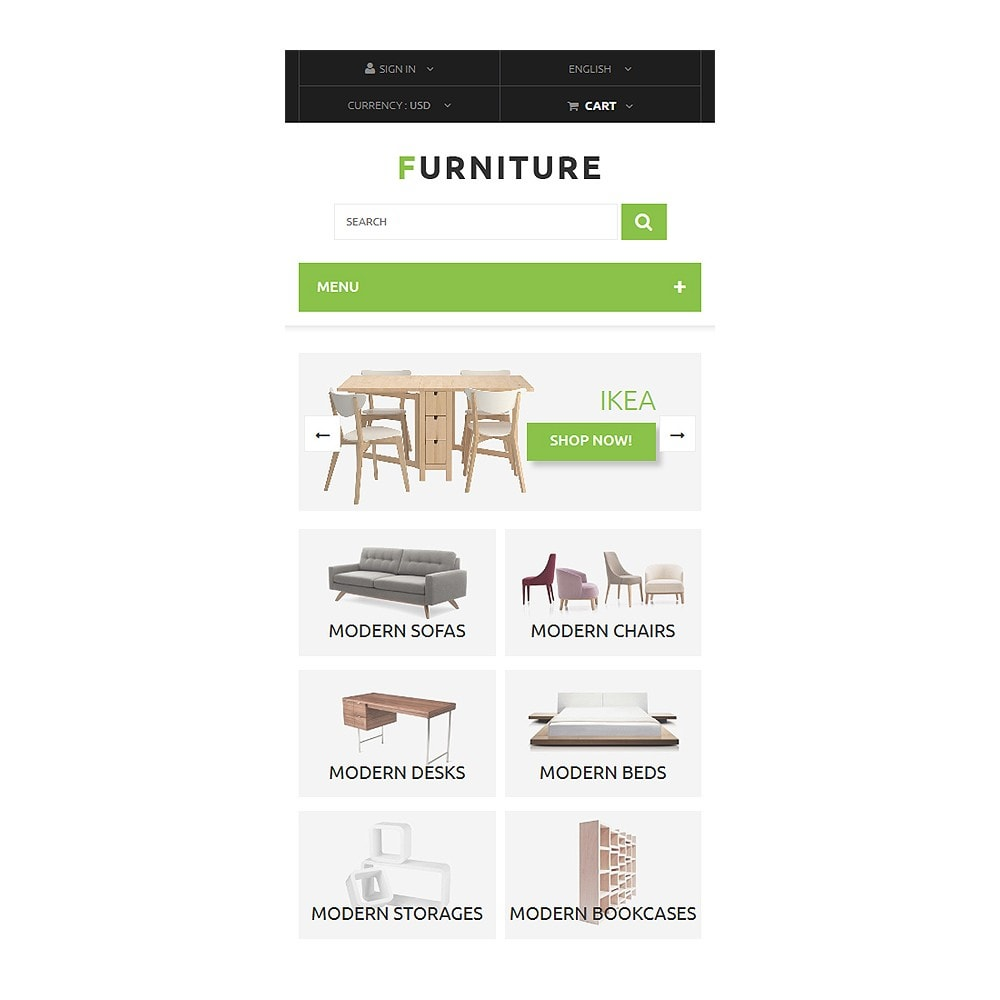theme - Kultura & Sztuka - Furniture Store - 8