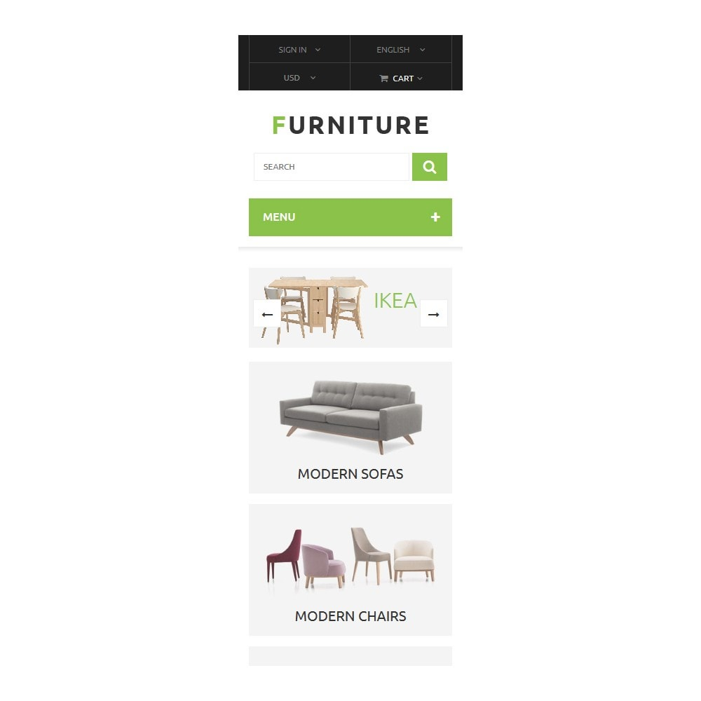 theme - Kultura & Sztuka - Furniture Store - 9