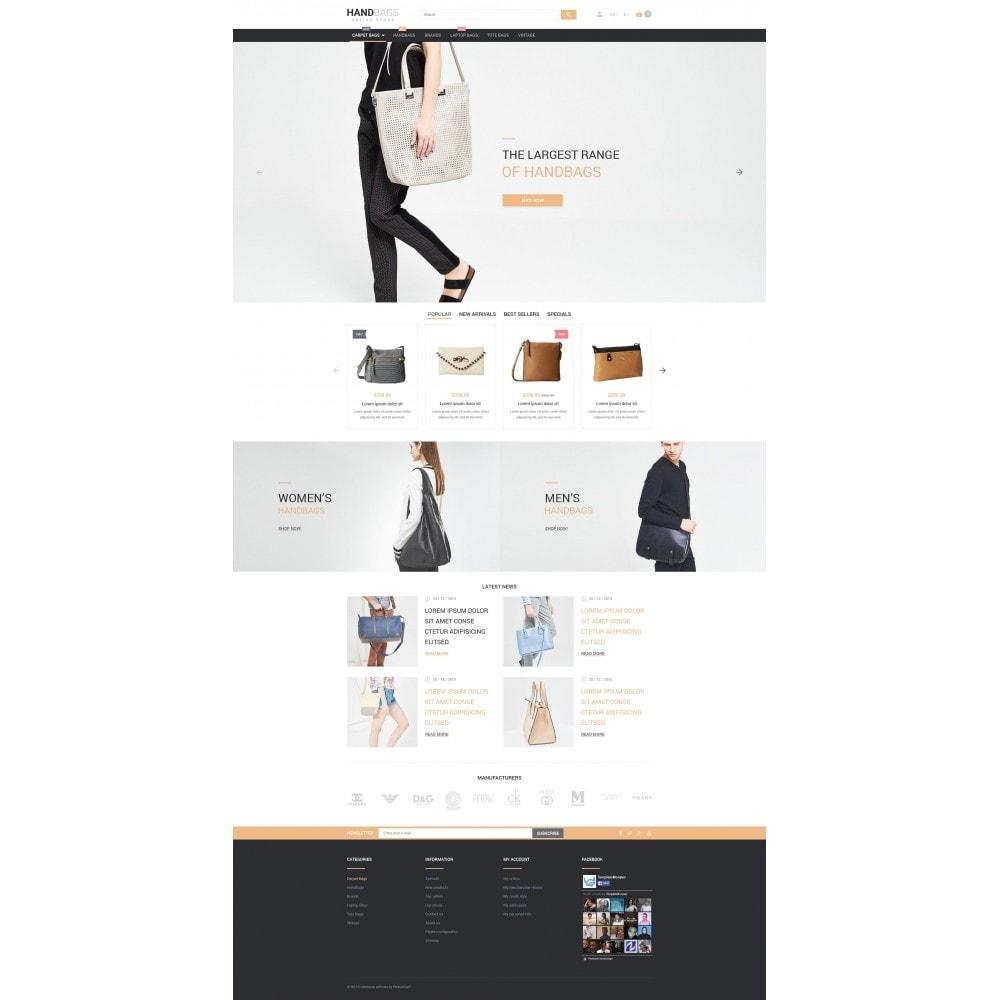theme - Moda & Calçados - Handbag - 4
