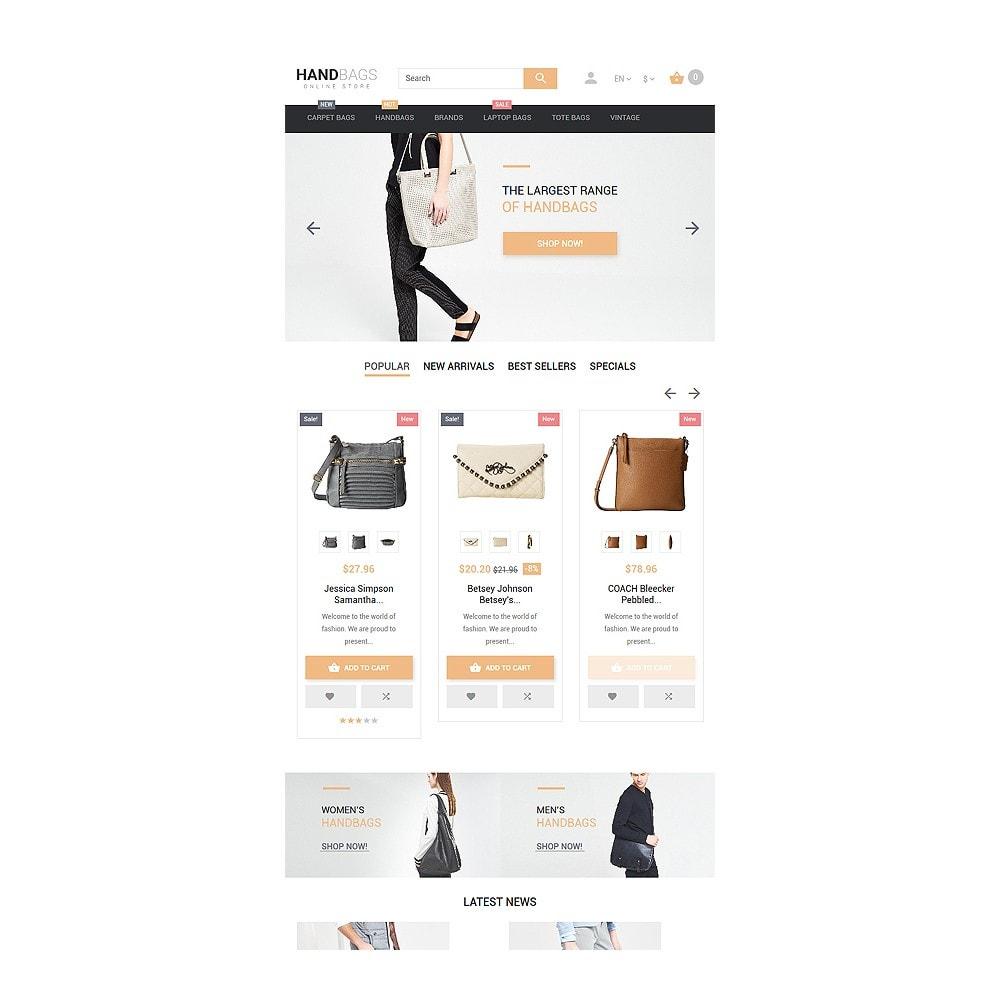 theme - Moda & Calçados - Handbag - 7