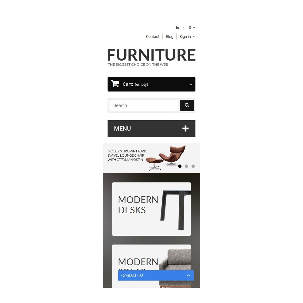 theme - Arte & Cultura - Furniture - 9