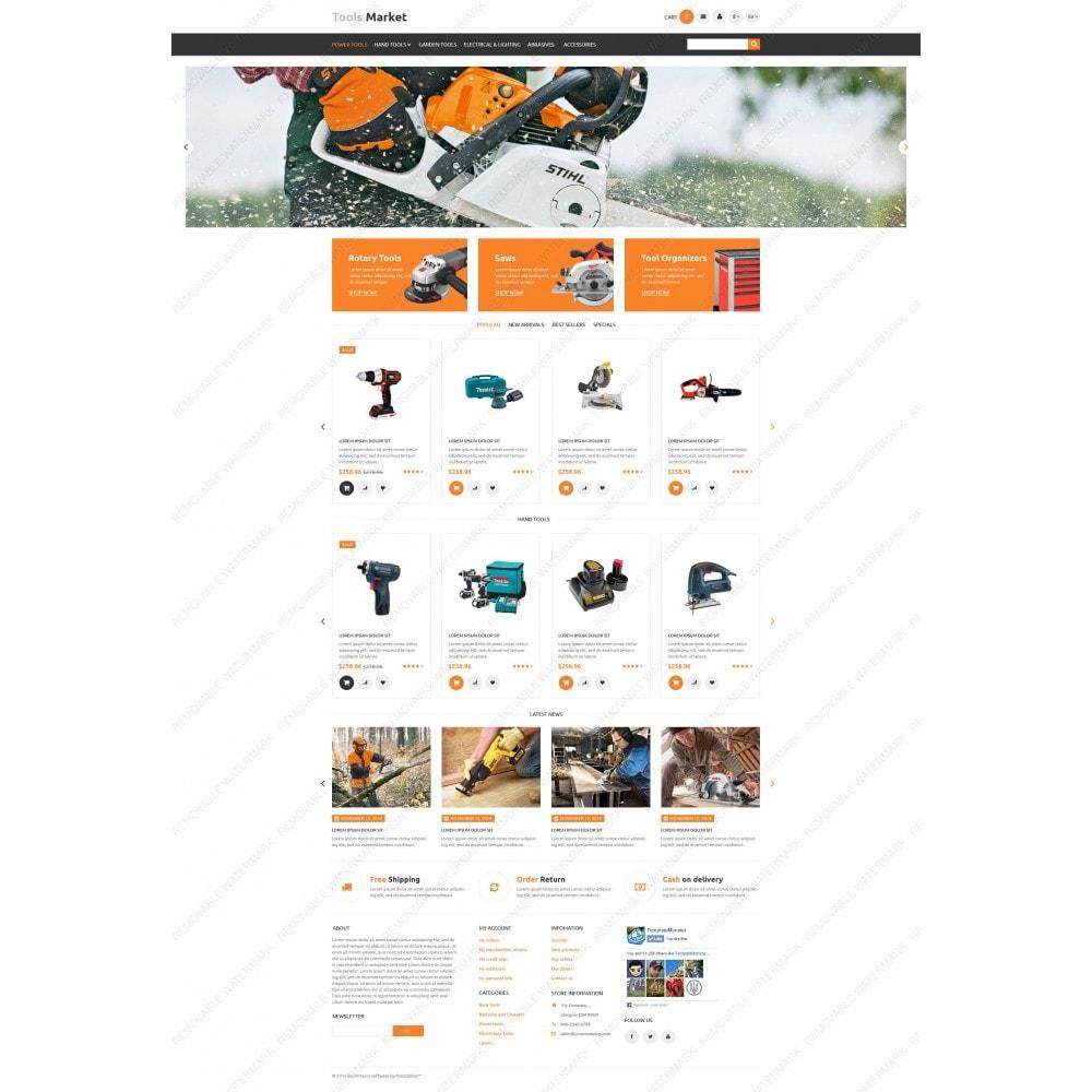 theme - Dom & Ogród - Tools Market - 3