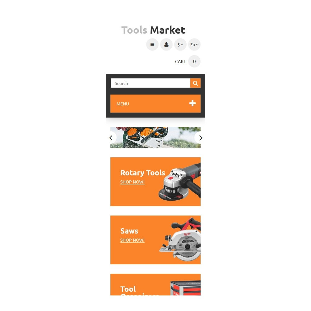 theme - Dom & Ogród - Tools Market - 9