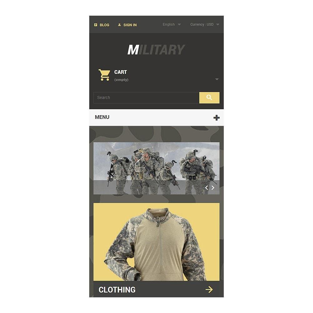 theme - Sport, Attività & Viaggi - Military - 8