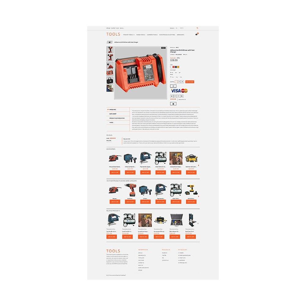 theme - Heim & Garten - Tools - 6