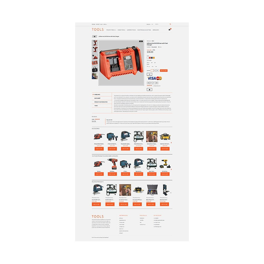 theme - Casa & Giardino - Tools - 6