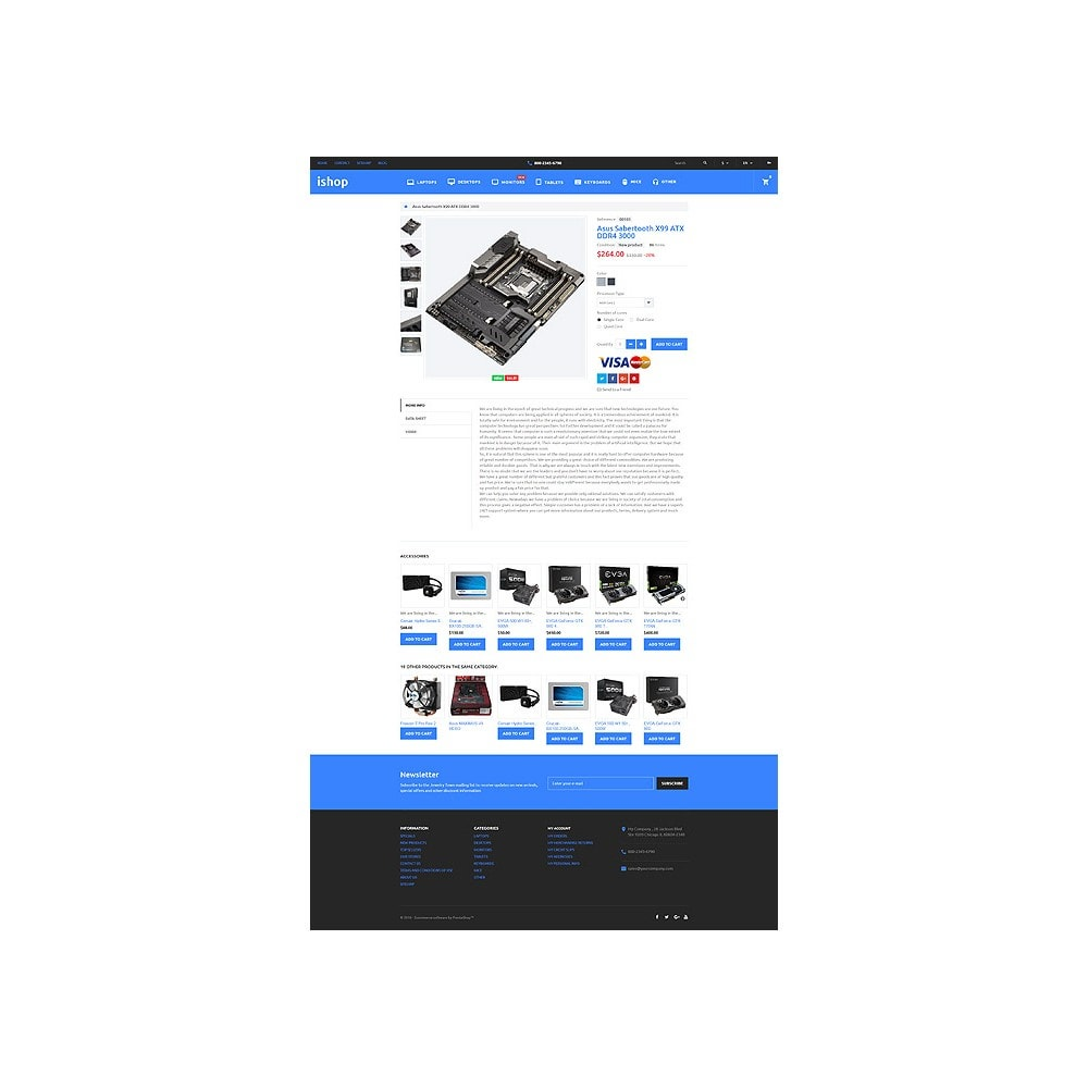 theme - Electronics & Computers - iShop - Computer Store - 7