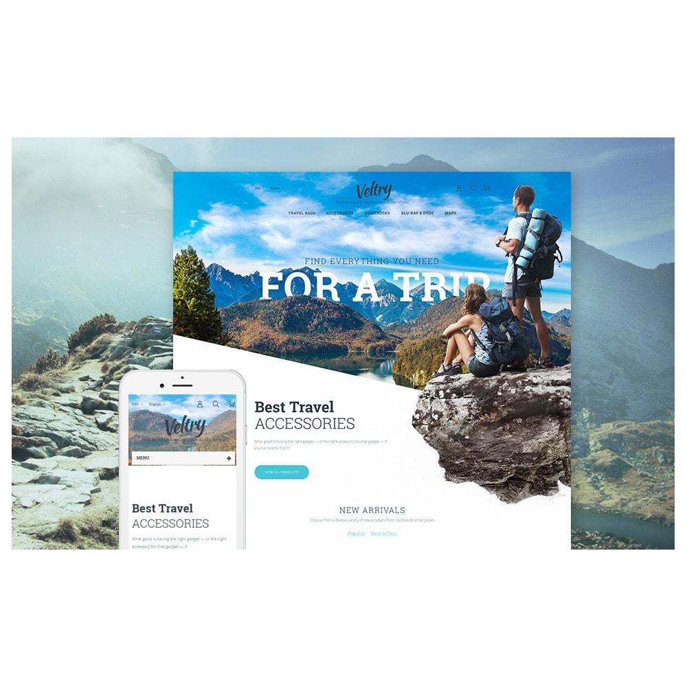 theme - Deportes, Actividades y Viajes - Veltry - Travel Store - 2