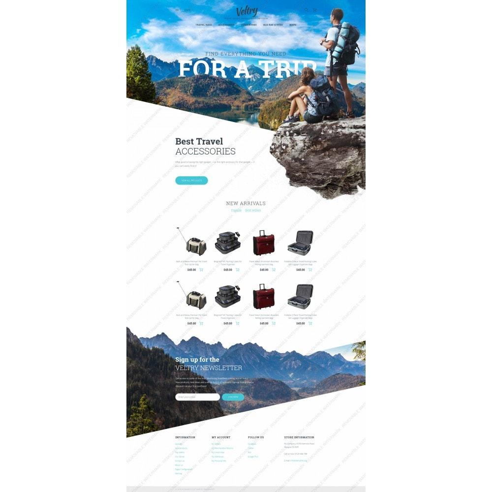 theme - Deportes, Actividades y Viajes - Veltry - Travel Store - 5
