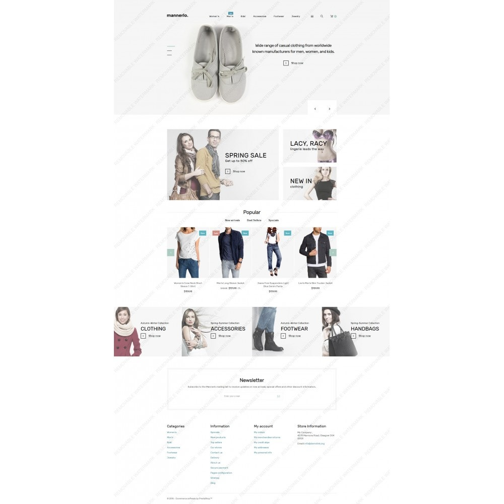 theme - Mode & Schuhe - Mannerlo - Apparel Responsive - 3