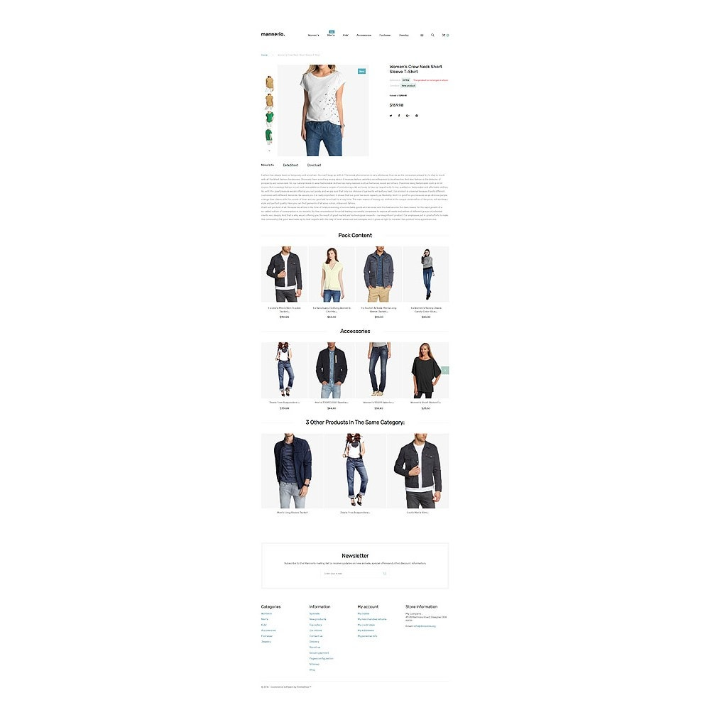 theme - Mode & Schuhe - Mannerlo - Apparel Responsive - 7