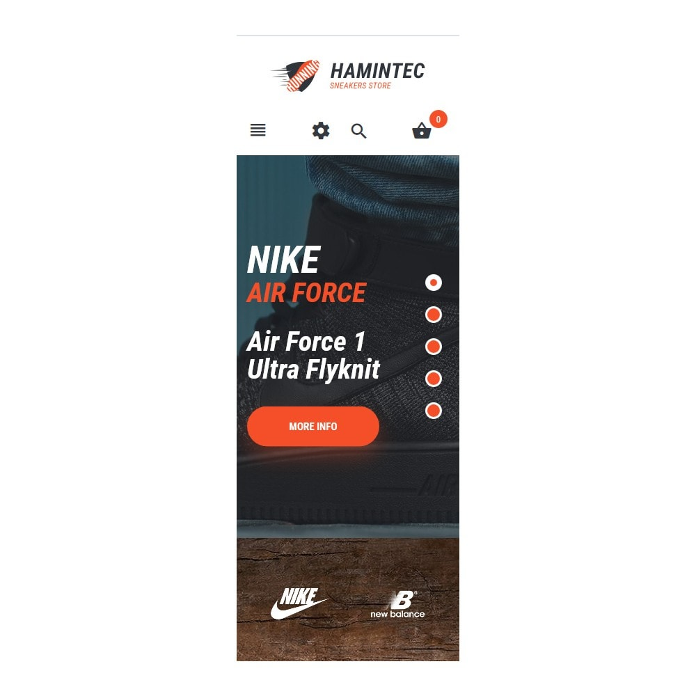 theme - Fashion & Shoes - Hamintec - Sneakers Store - 9