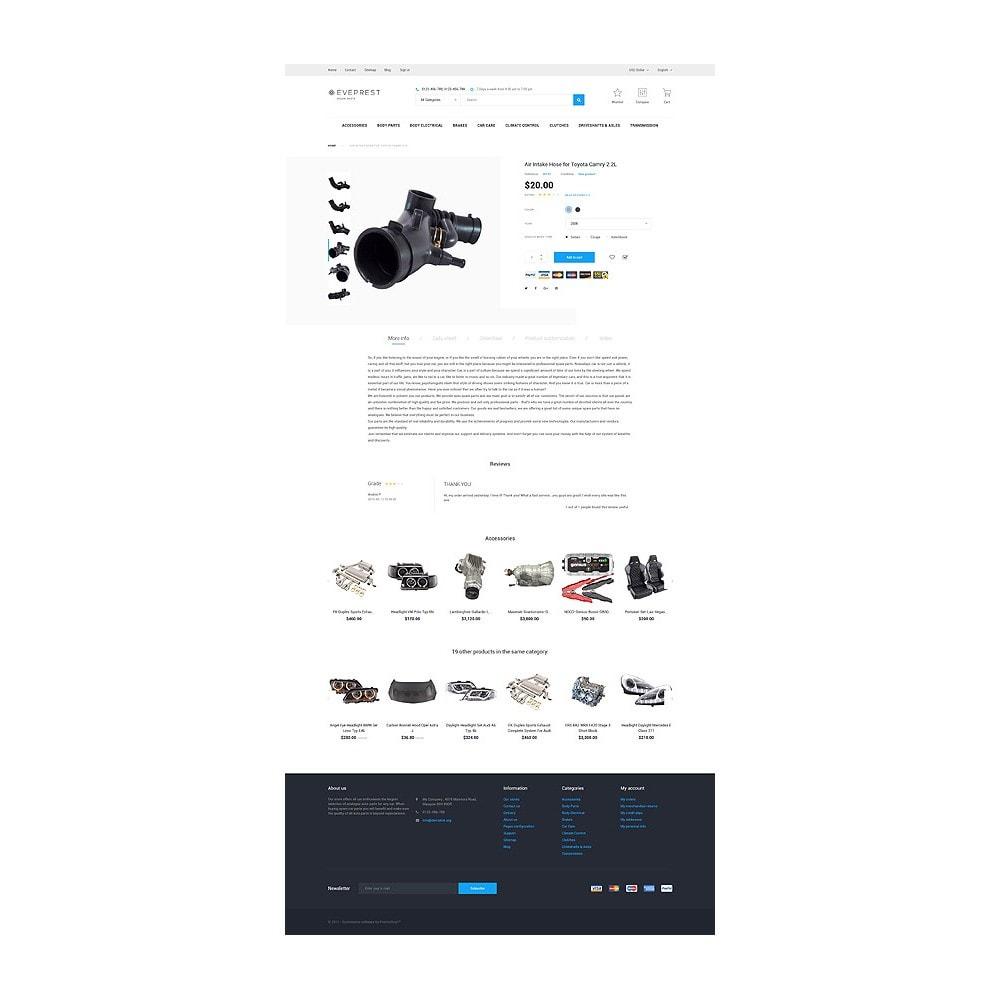 theme - Automotive & Cars - Eveprest - Spare Parts - 7