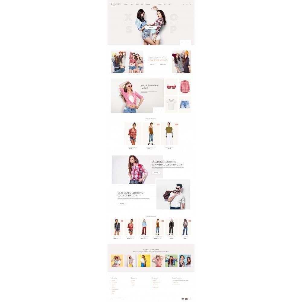 theme - Moda & Obuwie - Eveprest - Fashion Boutique - 4