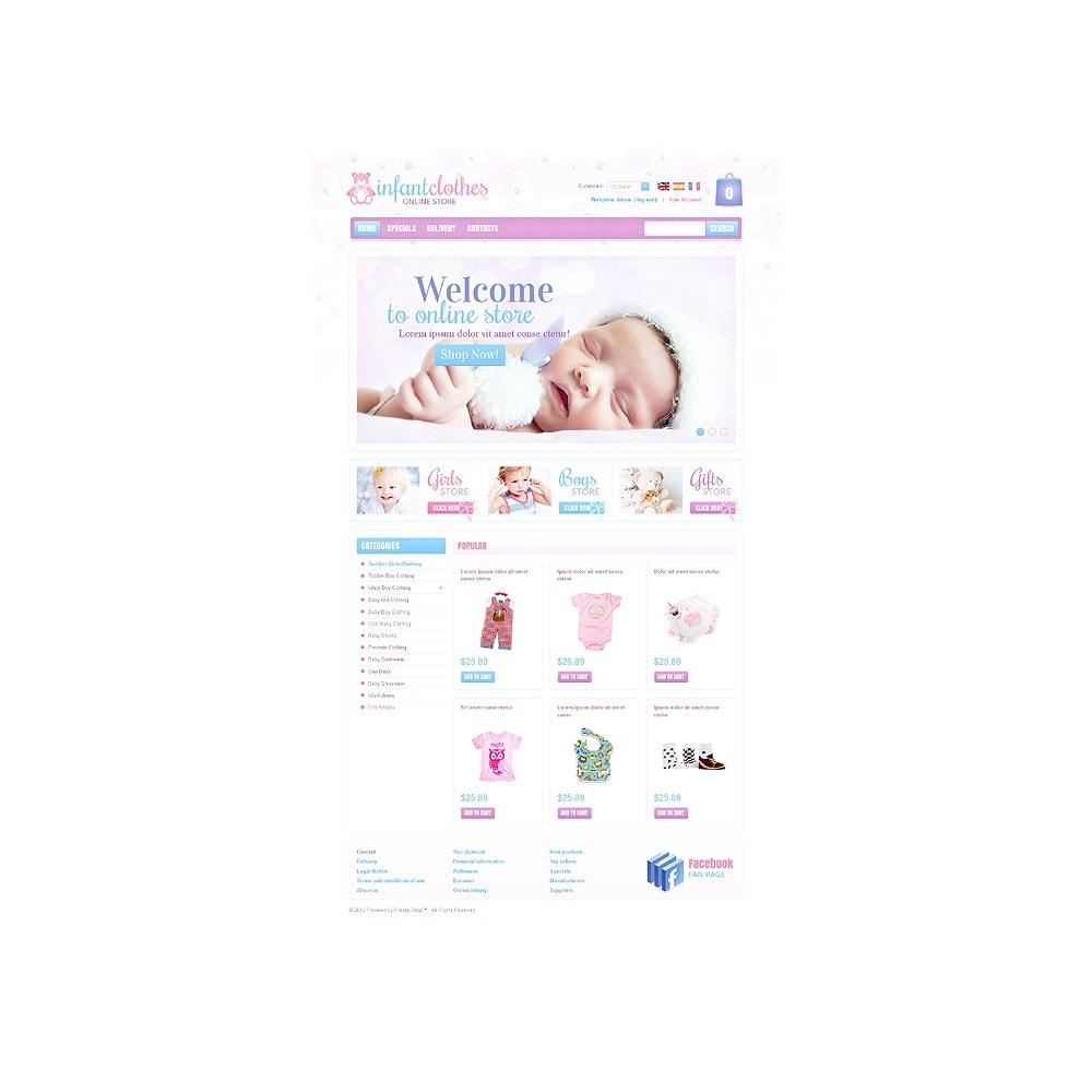 theme - Maison & Jardin - Infant Clothes - 1