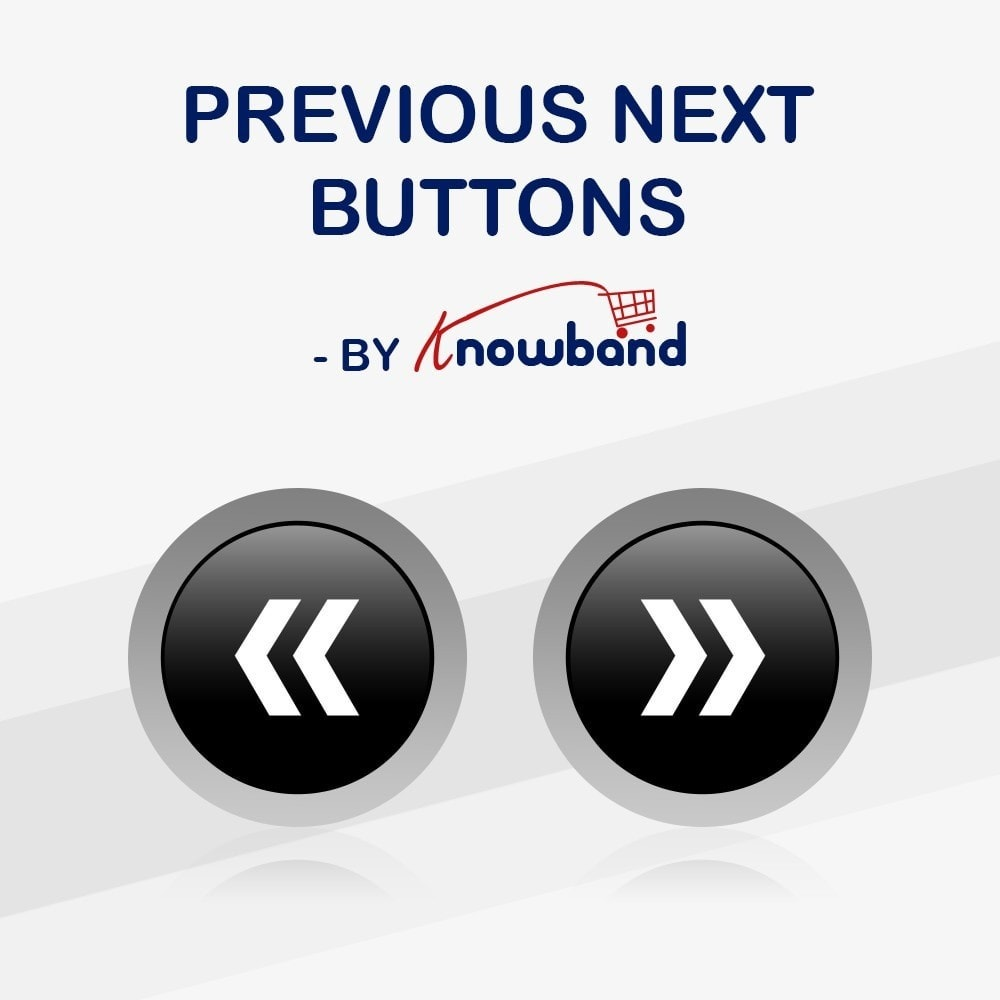 module - Navigationstools - Knowband - Previous Next buttons on product page - 1