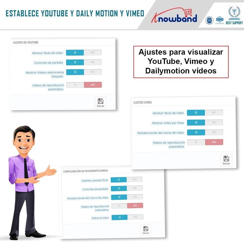 bundle - Informaciones adicionales y Pestañas - Knowband - Product Page Optimization Pack - 7