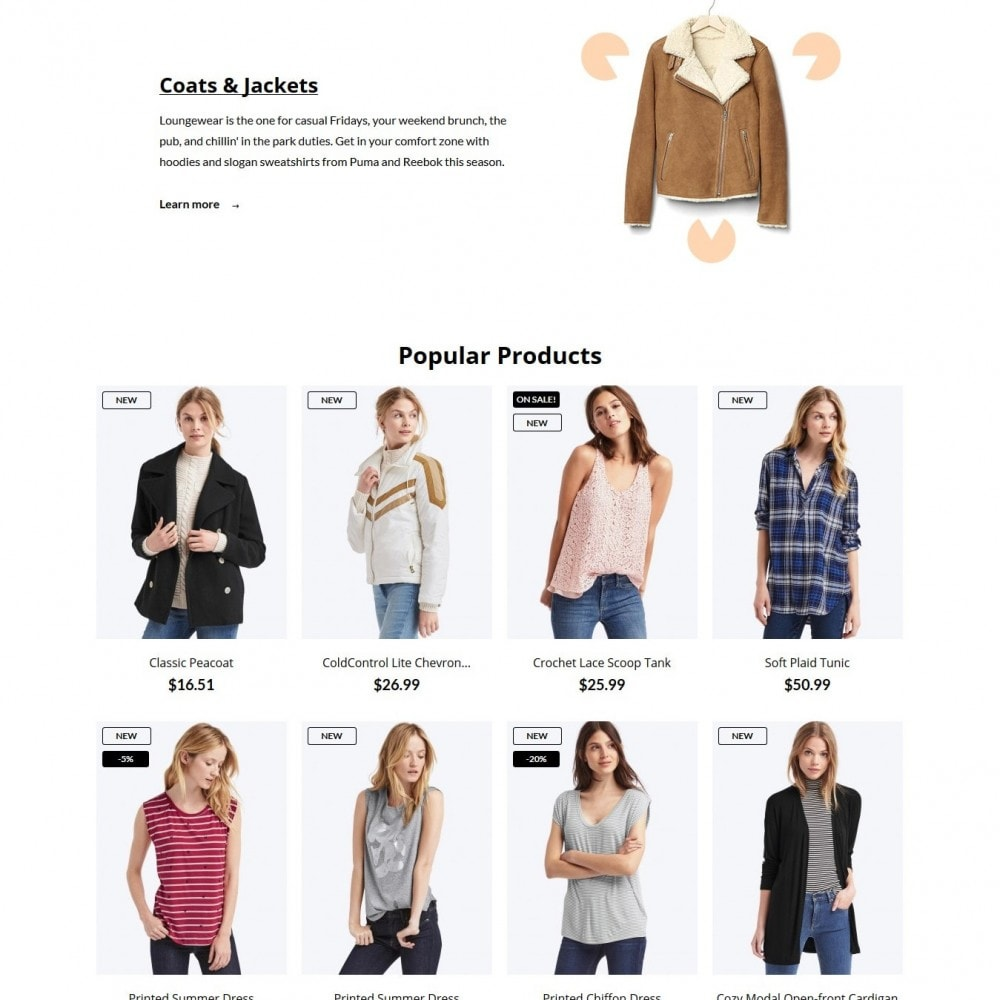 theme - Moda & Calçados - Qanelas Fashion Store - 3