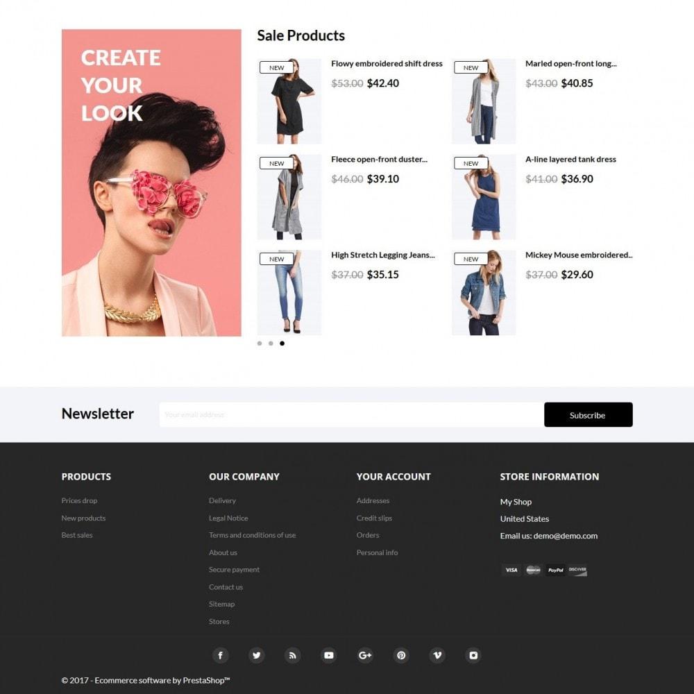 theme - Moda & Calçados - Qanelas Fashion Store - 5