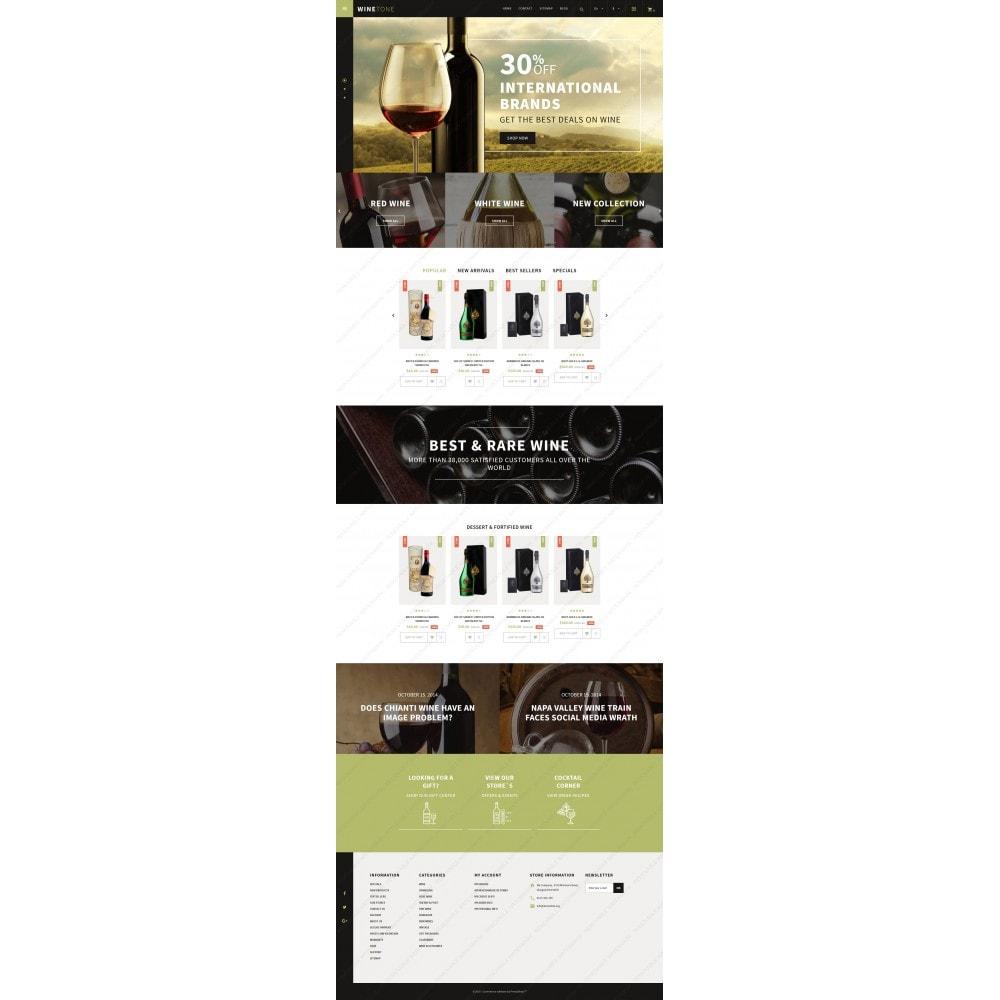 theme - Dom & Ogród - Wine Tone - 5