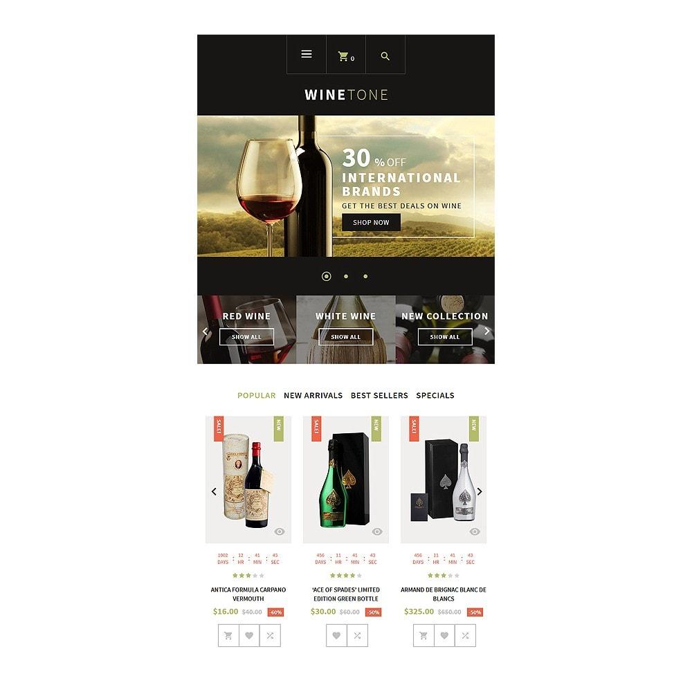 theme - Dom & Ogród - Wine Tone - 7