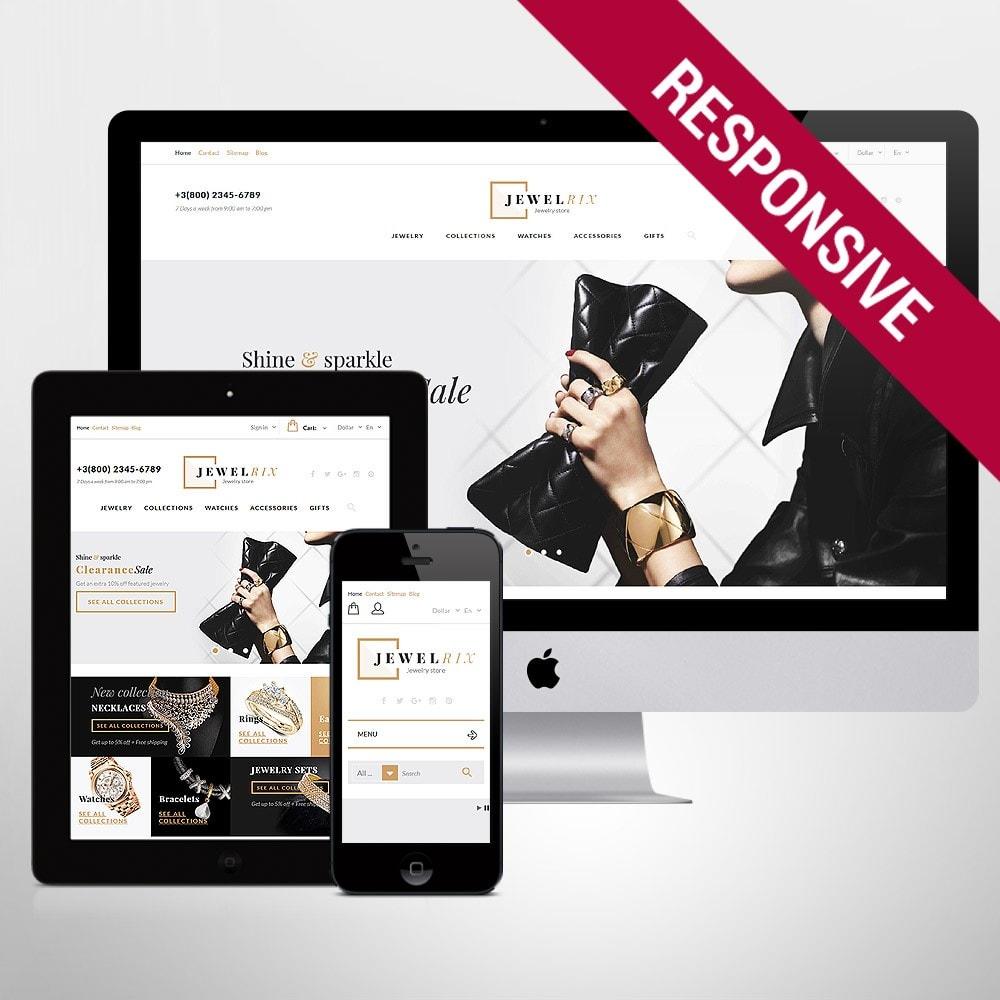 theme - Mode & Schoenen - Jewelrix - Jewelry Store - 1