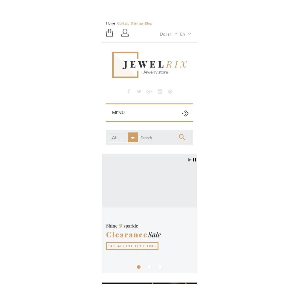 theme - Mode & Chaussures - Jewelrix - Jewelry Store - 9