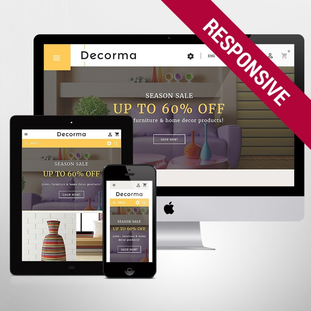 theme - Kunst & Cultuur - Decorma - Furniture Responsive - 1