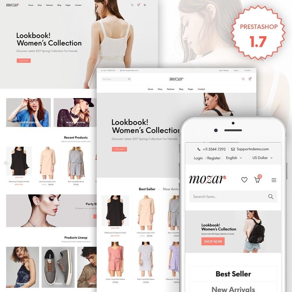 theme - Moda y Calzado - JMS Mozar 1.7 - 1