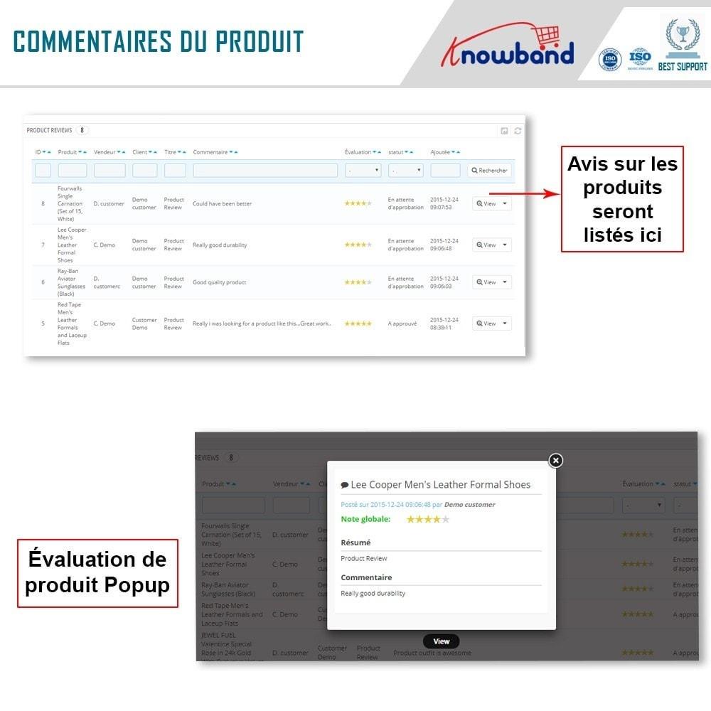 module - Création de Marketplace - Knowband - Marketplace - 18