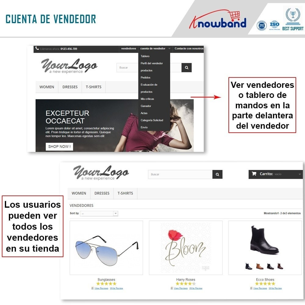 bundle - Proceso rápido de compra - E-commerce Pack - Easy Checkout, Win back Customers - 1