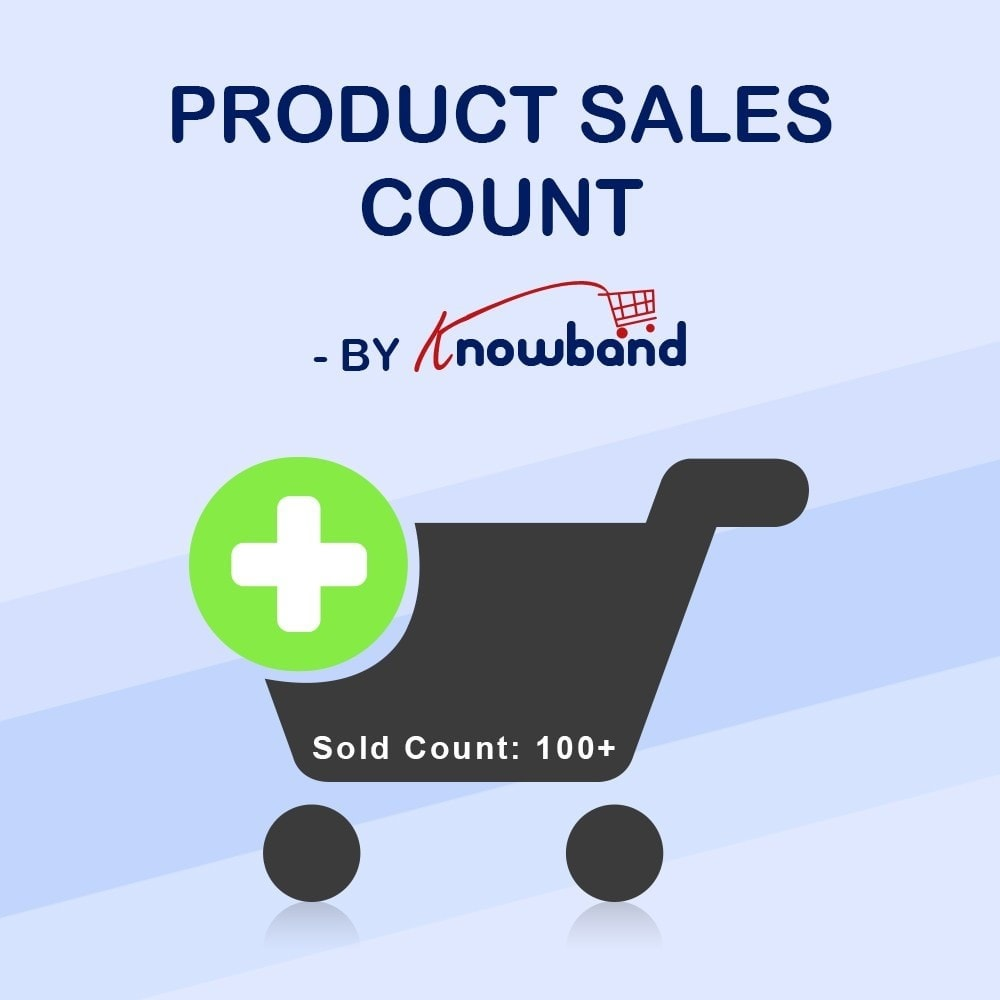 module - Additional Information & Product Tab - Knowband - Product Sales Count - 1