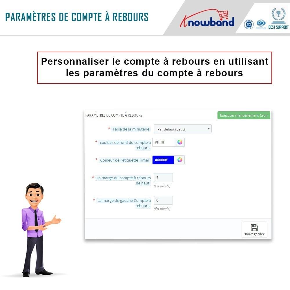 module - Personnalisation de Page - Knowband - Personnalisation de la  Page de Maintenance - 8