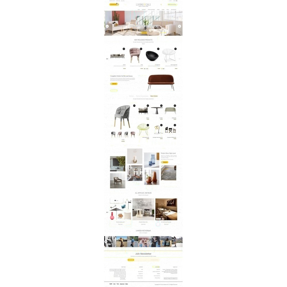 theme - Дом и сад - Furniture & Interior & Garden- smart responsive store - 3