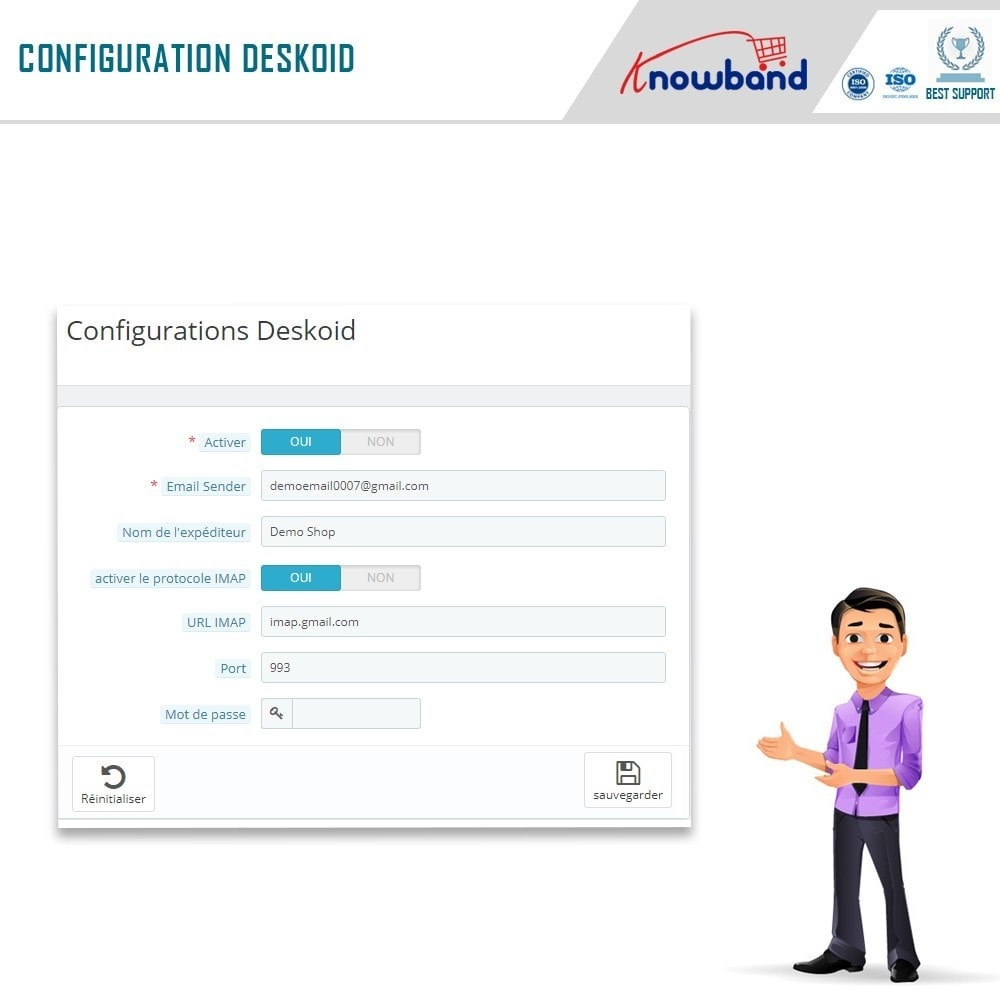 bundle - Service Client - Helpdesk Support Pack - Quality services to customers - 8