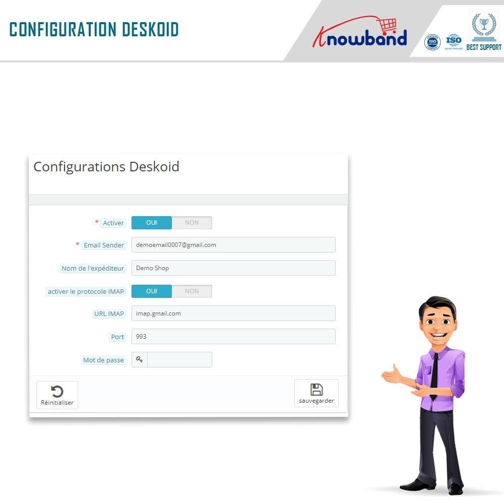 module - Service Client - Knowband - Centre d'assistance Deskoid - 8