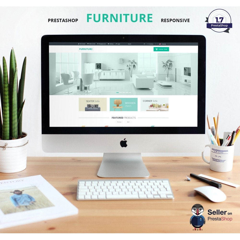 theme - Huis & Buitenleven - Furniture Shop - 1