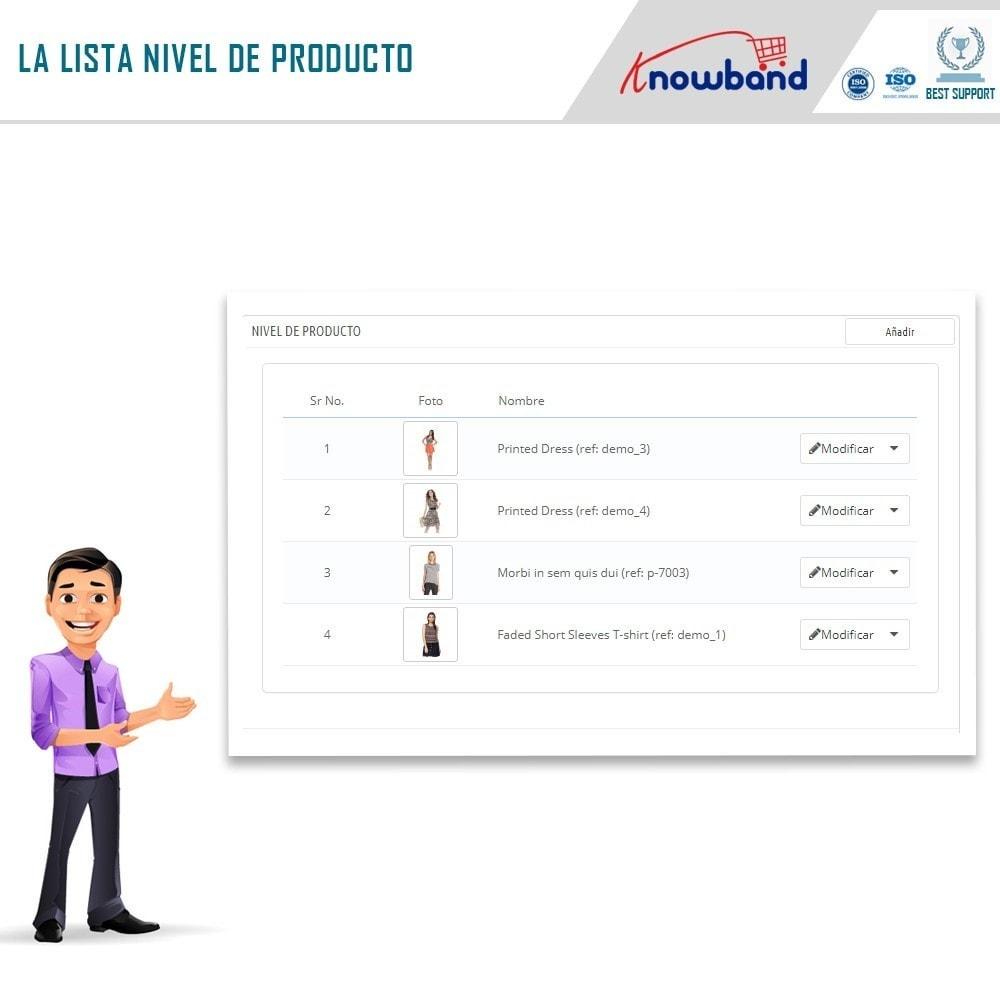 module - Ventas cruzadas y Packs de productos - Knowband - Productos Relacionados Automáticos - 5