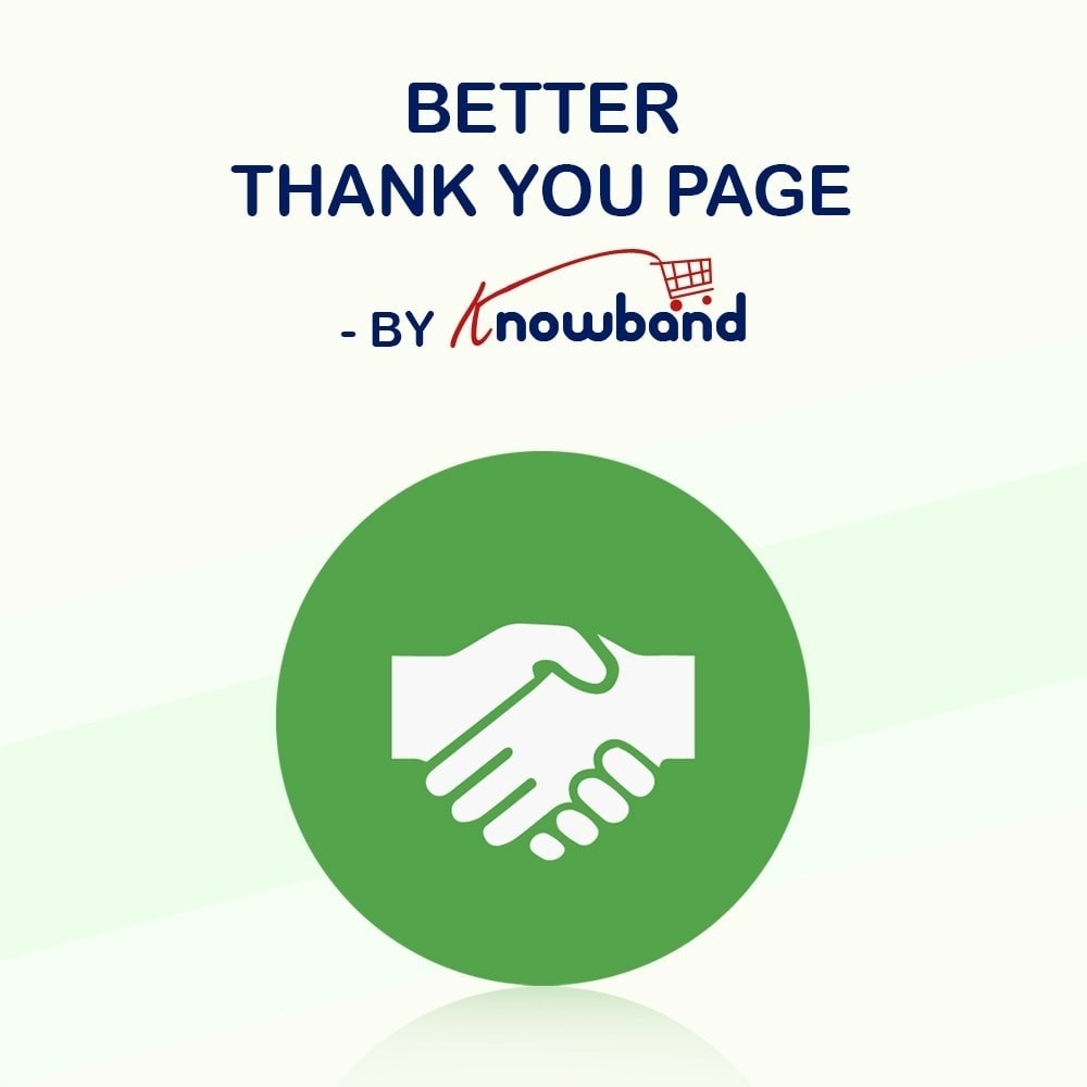 module - Procedury składania zamówień - Knowband - Better Thank You Page (Success Page) - 1