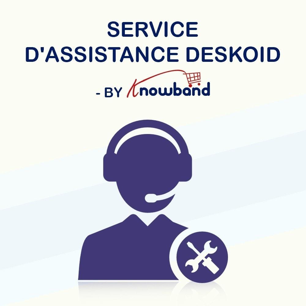 module - Service Client - Knowband - Centre d'assistance Deskoid - 1