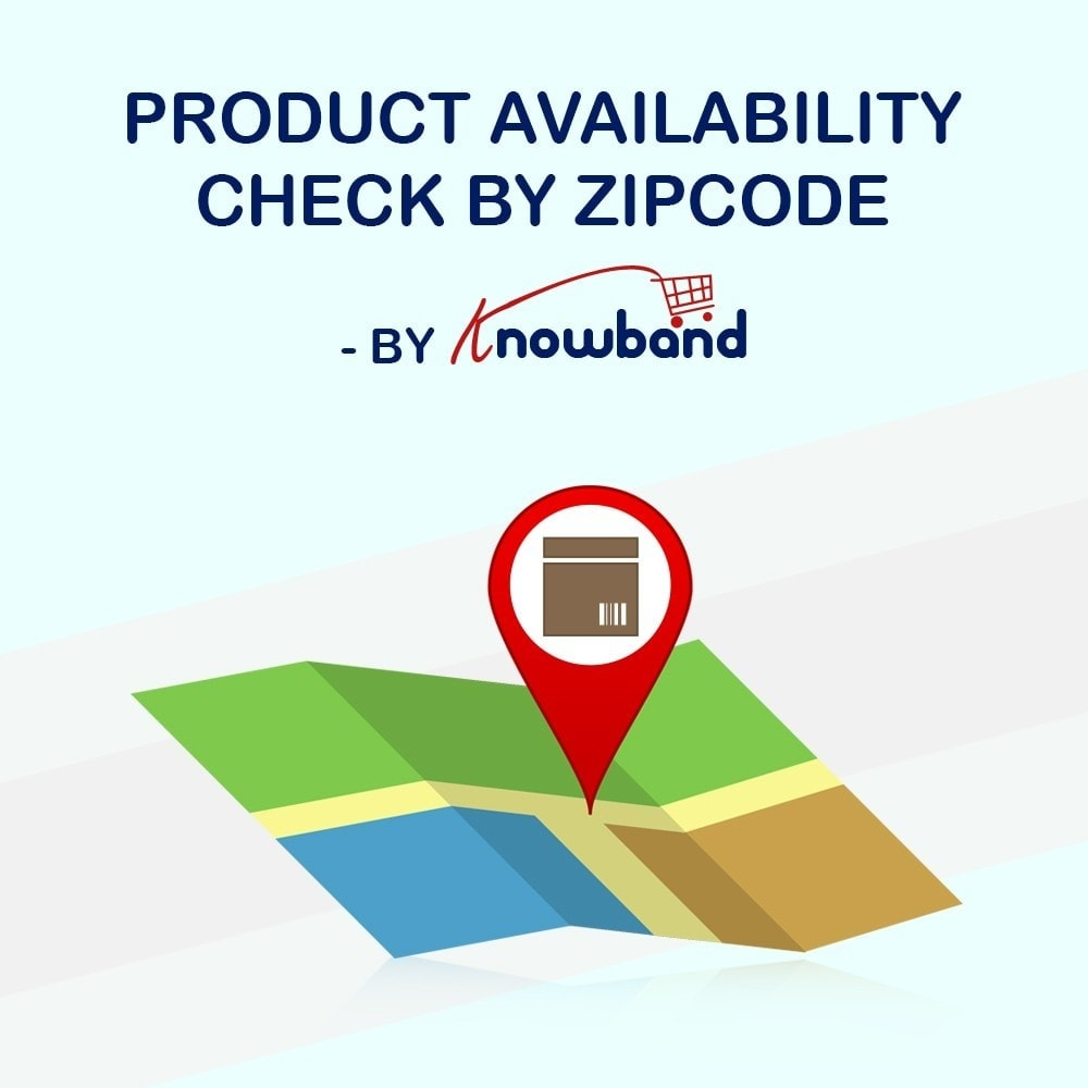 module - International & Localization - Knowband - Product Availability Check By Zip Code - 1