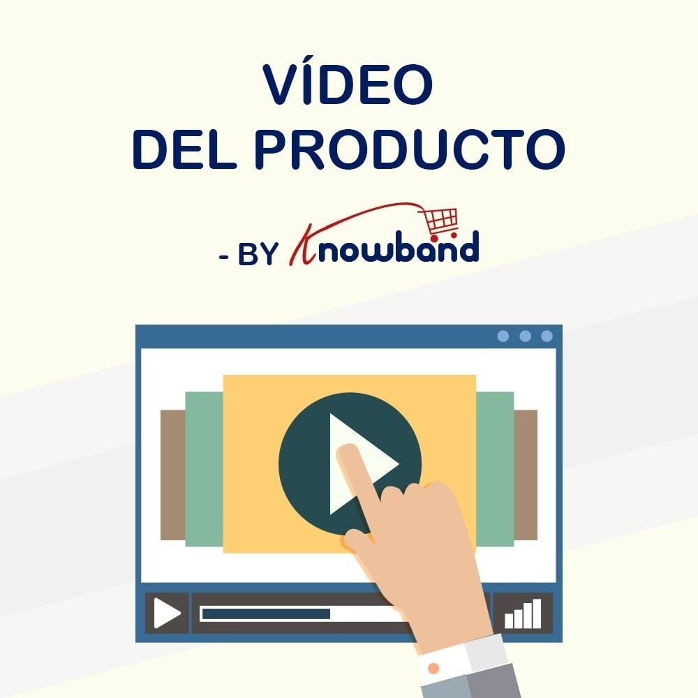 module - Vídeos y Música - Knowband - Video del Producto - 1